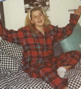 Terri the teen