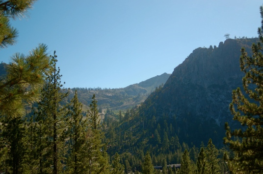 Squaw Valley - photo by Tracy Hall