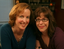 Kerry Colburn and Jennifer Worick