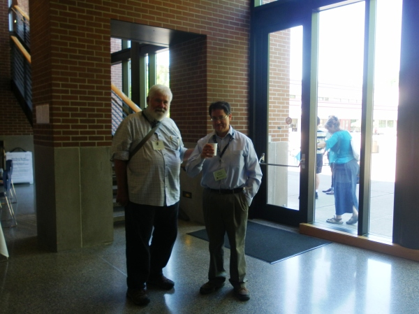 Ben Frerichs and Andrew Shattuck McBride