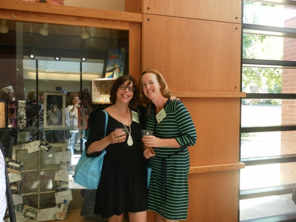 Jen Worick and Kerry Colburn