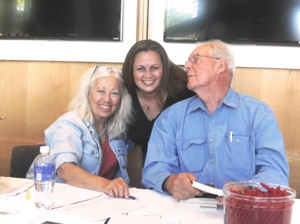 Susan Chase Foster, Laurel Leigh, Bob Duke